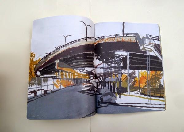 Benoit Guillaume Livre De Dessins Montreal Drawing Book