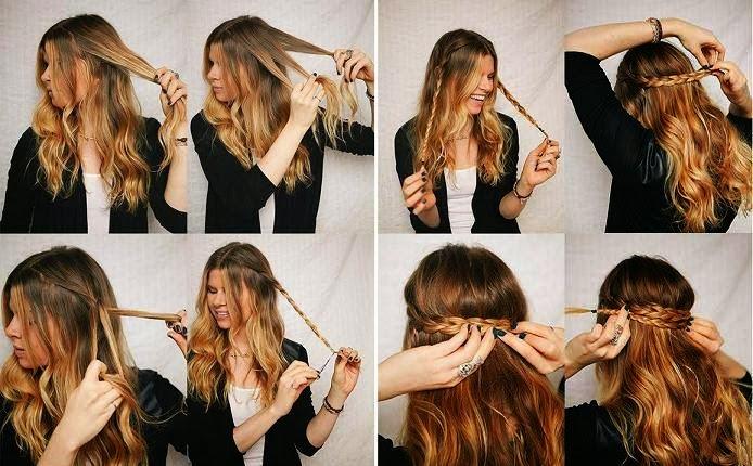 Ladies Hair Style Tutorials...
