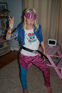 Costume Discounters Glam Rocker Costume