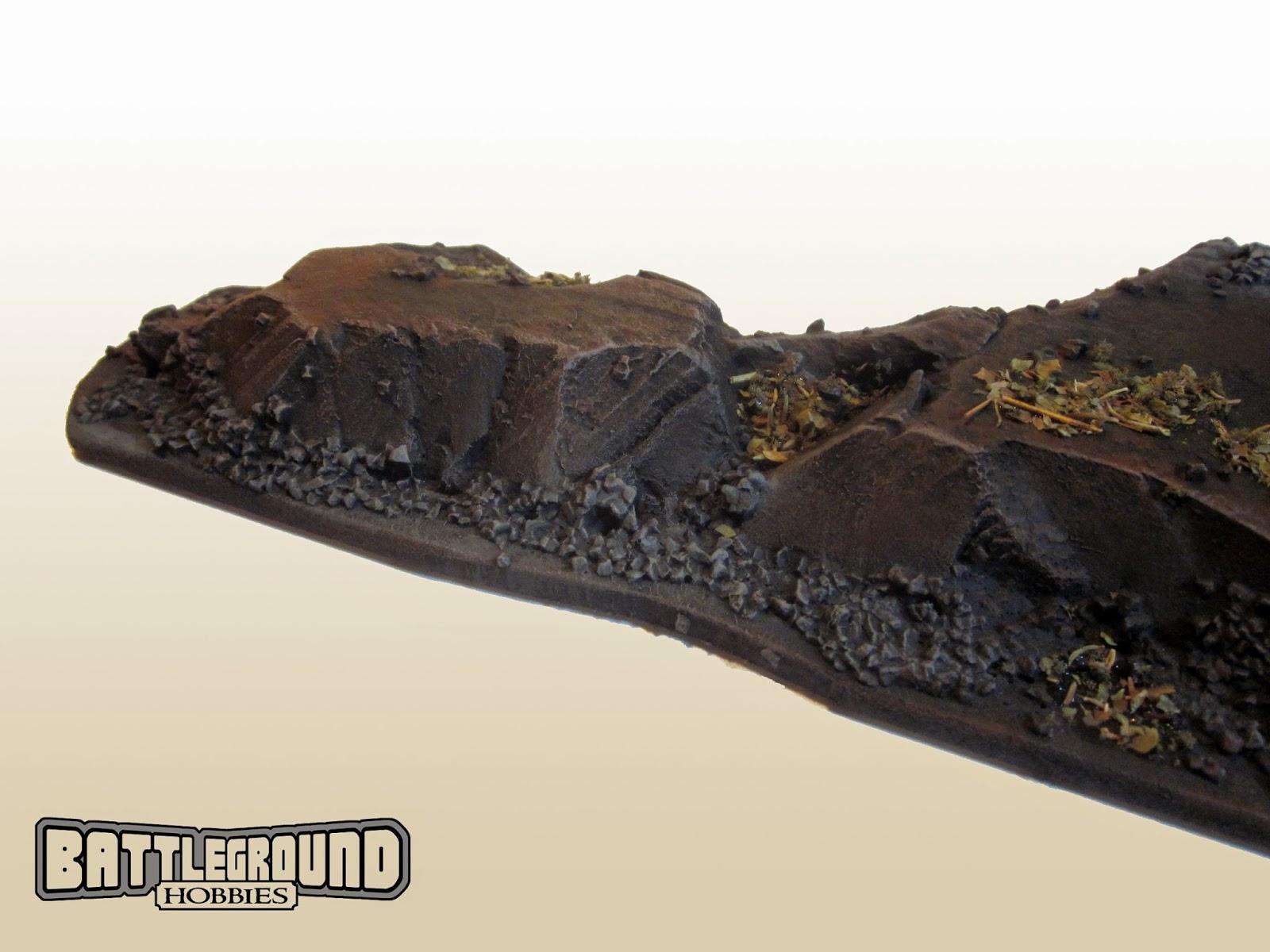 Warhammer and Warhammer 40k terrain