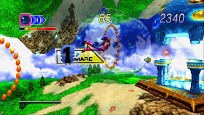 Nights Into Dreams Game Free Downloading PICs