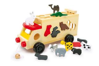 Camión Zoo