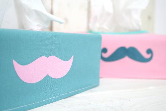 DIY Rotzbremse - Moustache!