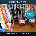 2017 Graphic/Manga Challenge