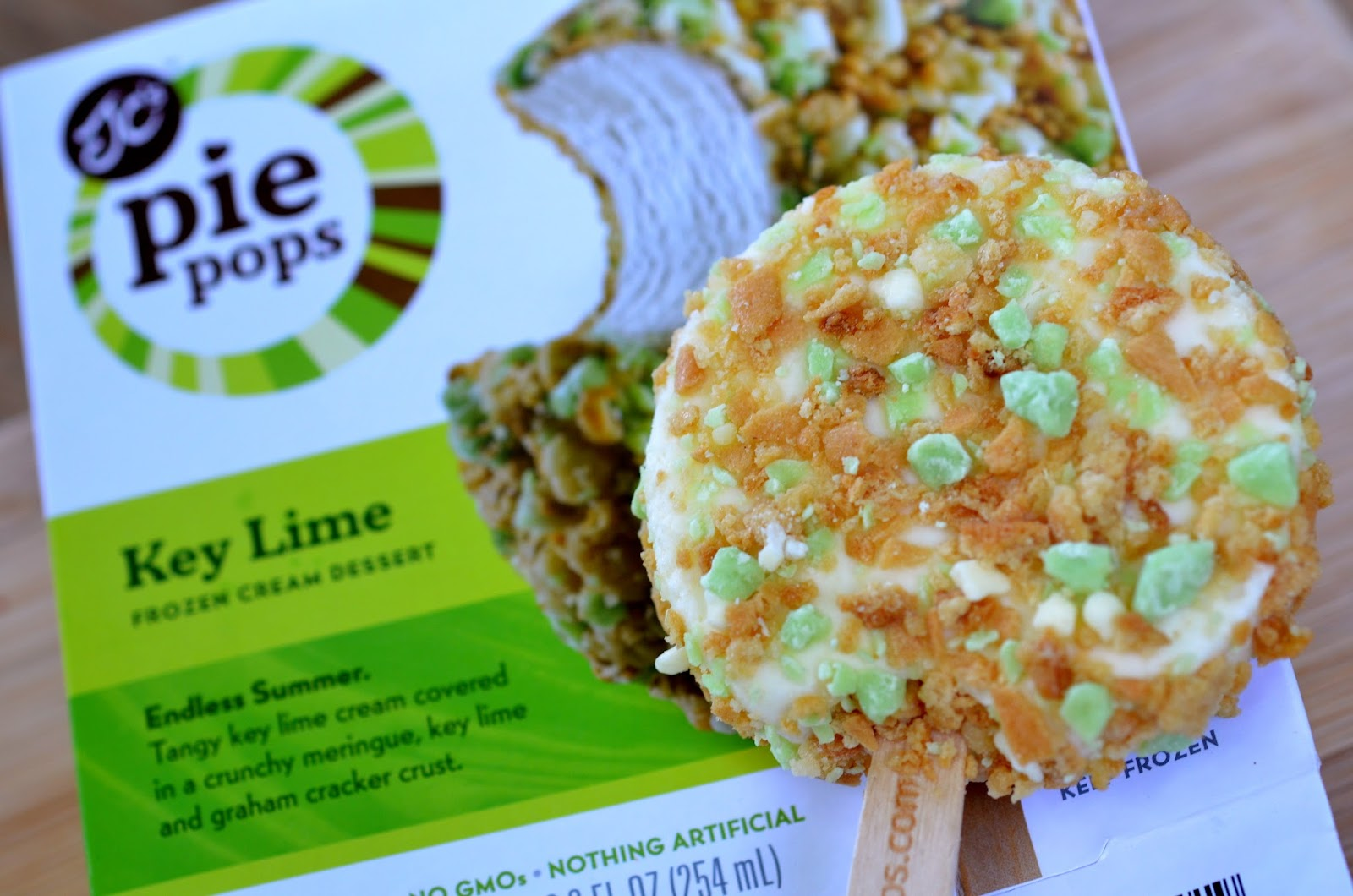Lime Pie Ice Pops Recipes — Dishmaps