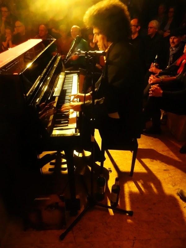 28.03.2014 Dortmund - Schauspielhaus: Paul Wallfisch