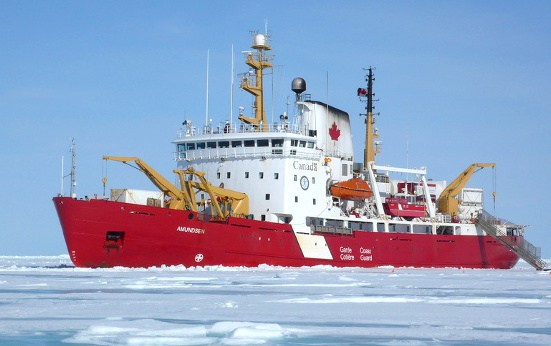 Too Much Arctic Ice Forces Cancellation of Global Warming Study