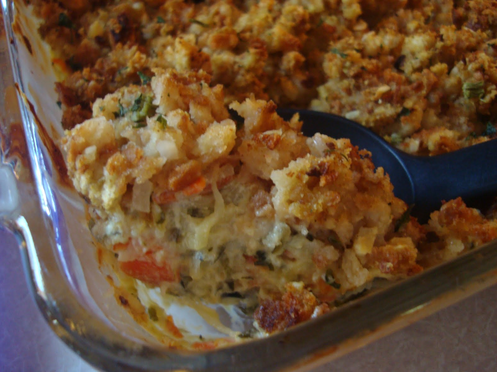 Zucchini Casserole (side dish)