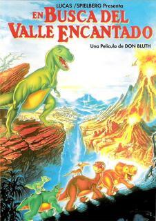 Pie Pequeño: En Busca del Valle Encantado – DVDRIP LATINO