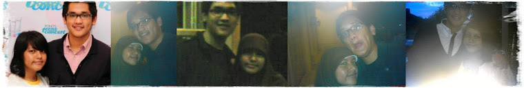 with my idol