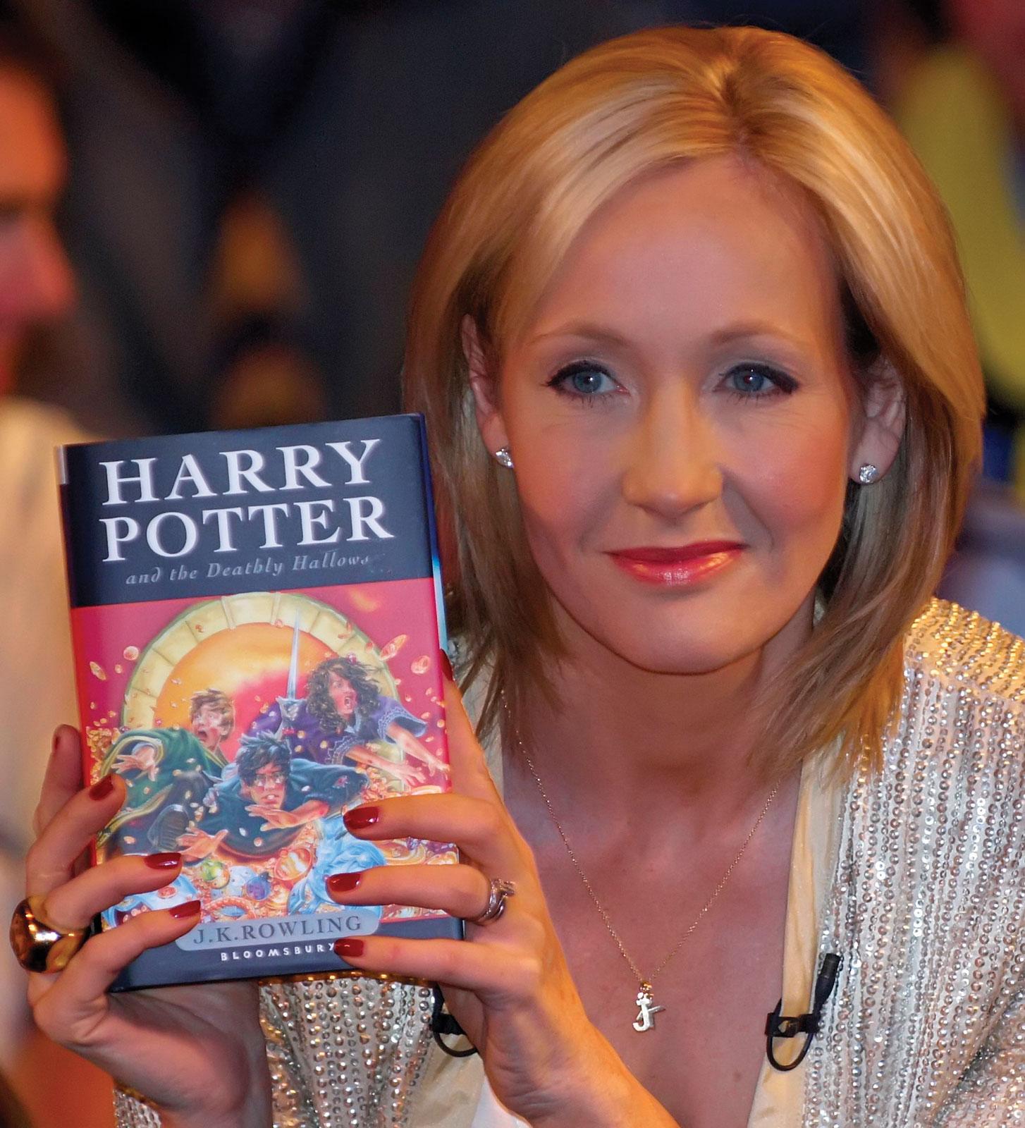 J.K. Rowling Outline Harry Potter