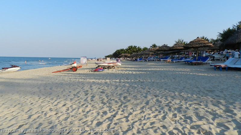 Biển Cửa Đại, Hội An, Quảng Nam