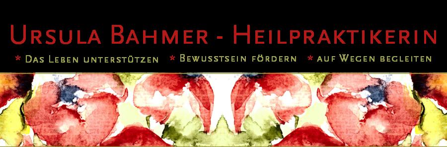 Ursula Bahmer - Heilpraktikerin