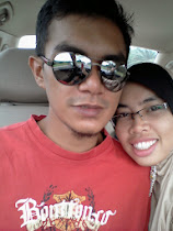 ~ Agogo with hubby .~ Yok!