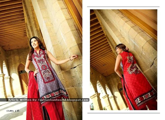 Bashir Ahmad Textile Spring / Summer 2015