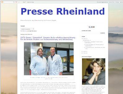 Presse Rheinland