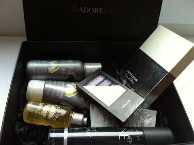 Mój Adore Box nr.2