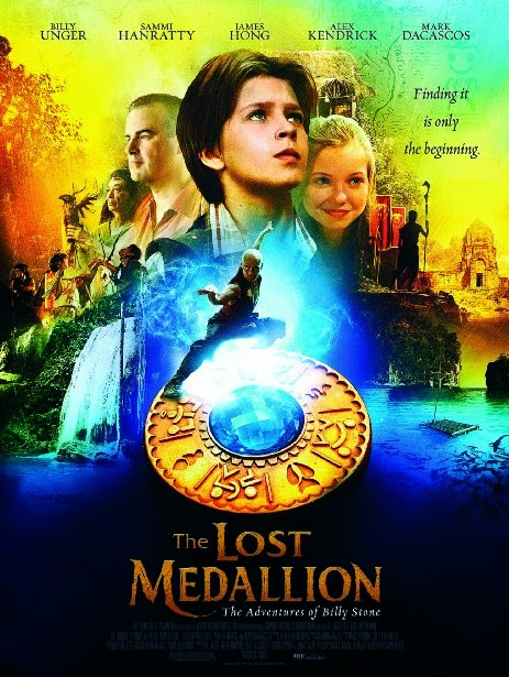 Film The Lost Medallion: The Adventures of Billy Stone (2013)