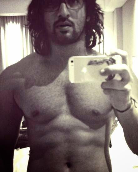 shaheer sheikh sixpack shirtless