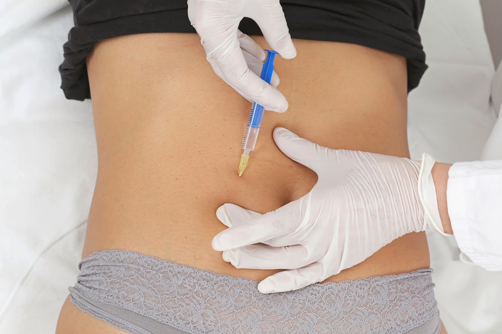 Abdomen Injection