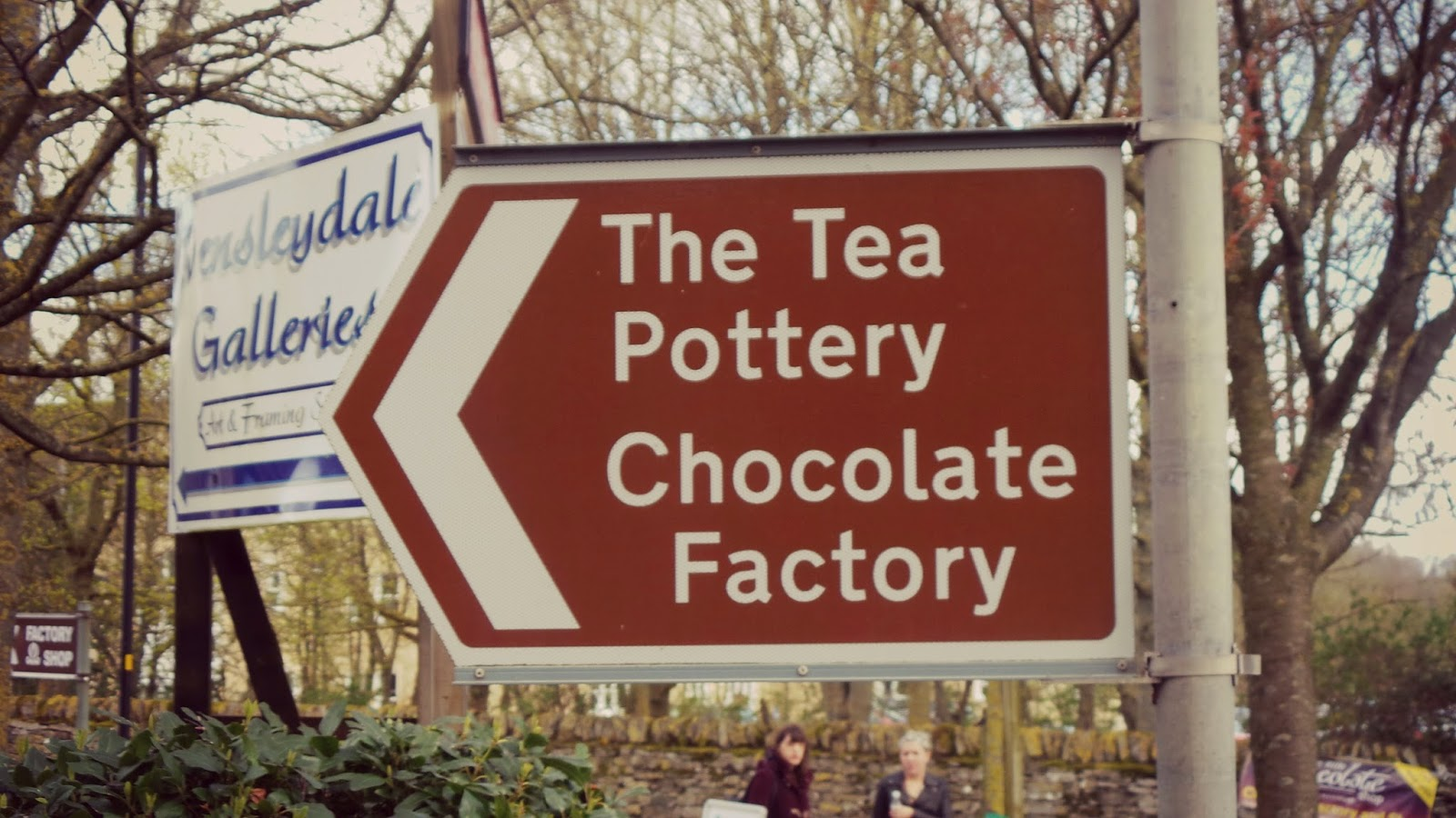 Tea pot factory north yorkshire