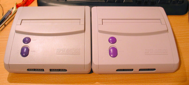 Analisis De La Consola SNES Jr - YouTube