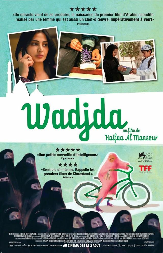 La película Wadjda ( La bicicleta verde )