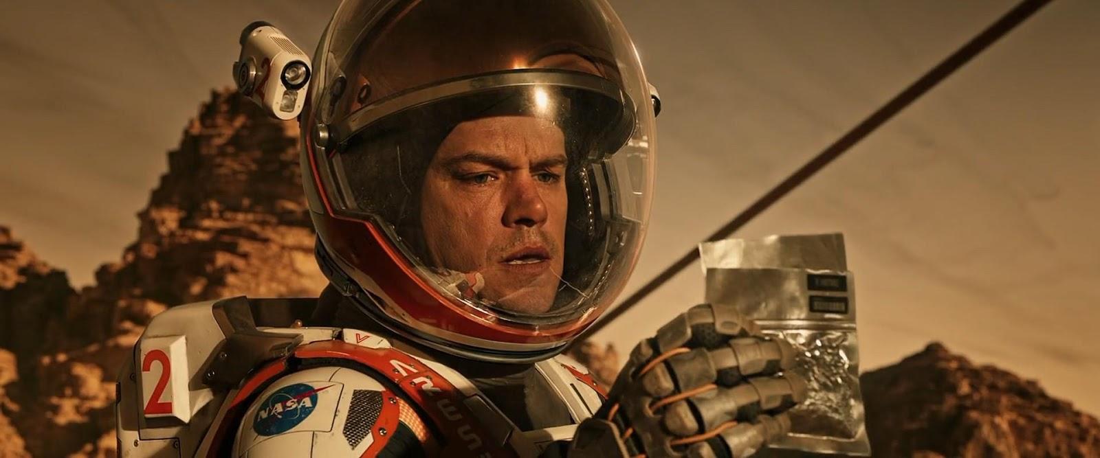 The Martian (2015) 2