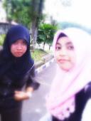 Diyana B0nzer&Eika Haziqah..