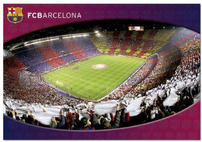 Puzzle Camp Nou Barcelona 1000 Piezas