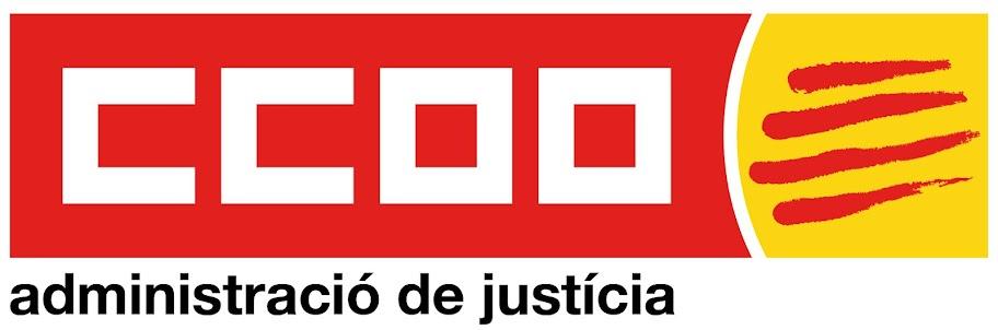 CCOO Justicia - Catalunya