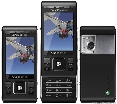 download firmware sony ericsson c905