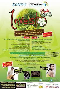 "Creativity 5th Anniversary KOMPAS MAGAZINE ""Investasikan Negeri Mu Untuk Bumi"" 17 Februari 2012 ,4"