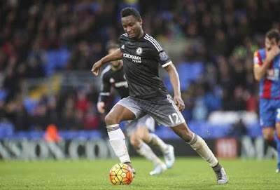 Chelsea Manager Praises Mikel, Hints At More Playing Time For Midfielder