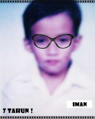 iman time tecik2..