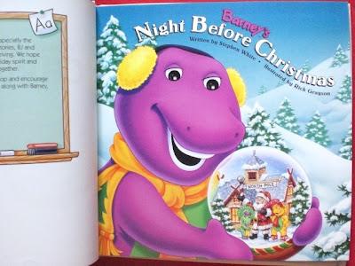 Barney s favorite christmas stories cheaper books