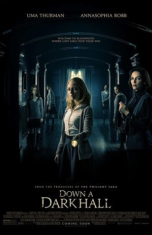 Down A Dark Hall - HD Legendado Filmes Torrent Download capa