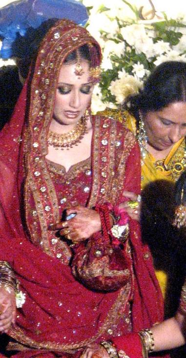 iman ali wedding pics famous peoples wedding photos