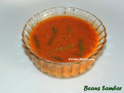 Beans Sambar