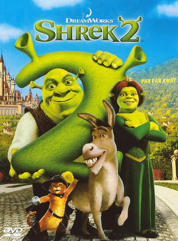 Shrek 2 (2004) - Gã Chằn Tinh Tốt Bụng [hd]