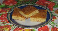 Prosciutto cake