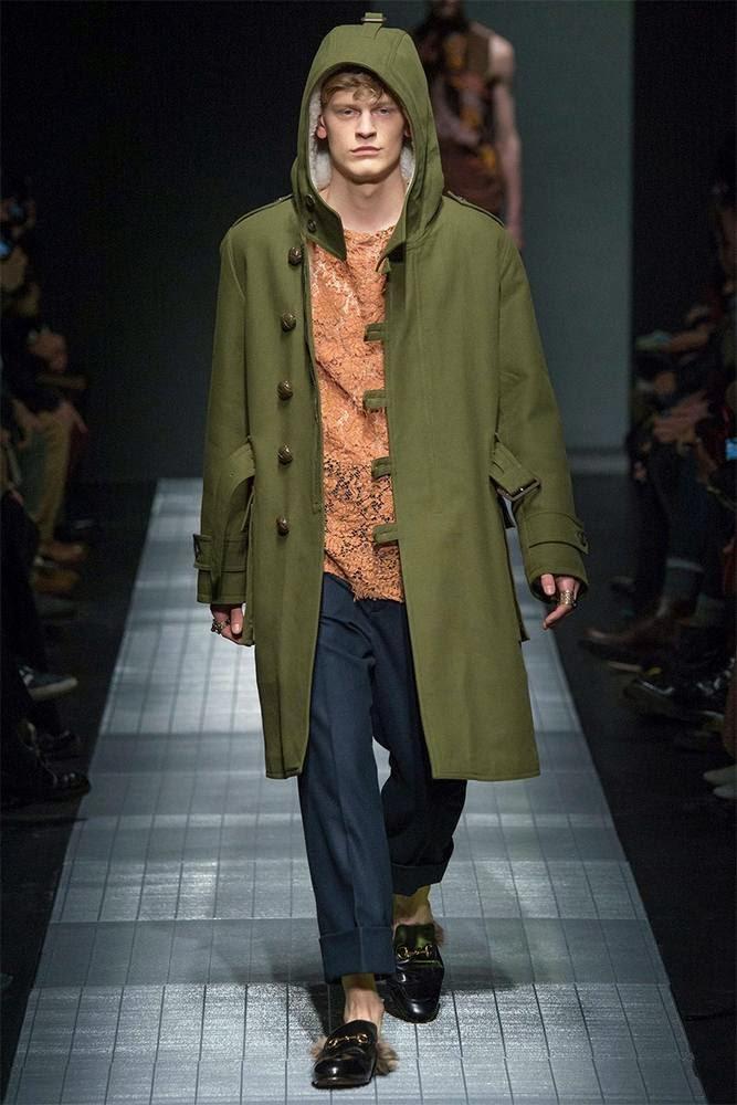 Gucci Fall/Winter 2015 - Milan Fashion Week