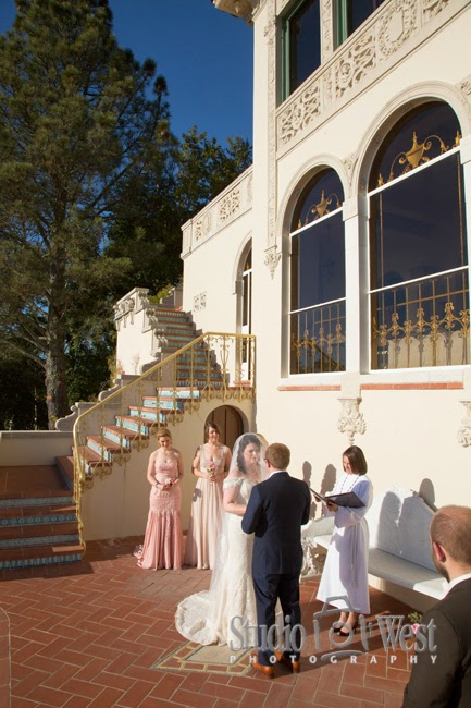 Hearst Castle - Central Coast Wedding Venues - San Luis Obispo Wedding Photographer - studio101 west