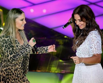 Ivete Sangalo, convidada de Claúdia Leitte no The Voice Brasil - Vestido inspiração para Reveillon