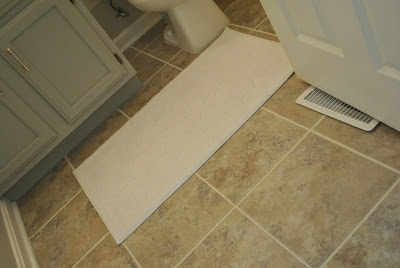 peel and stick tile with grout