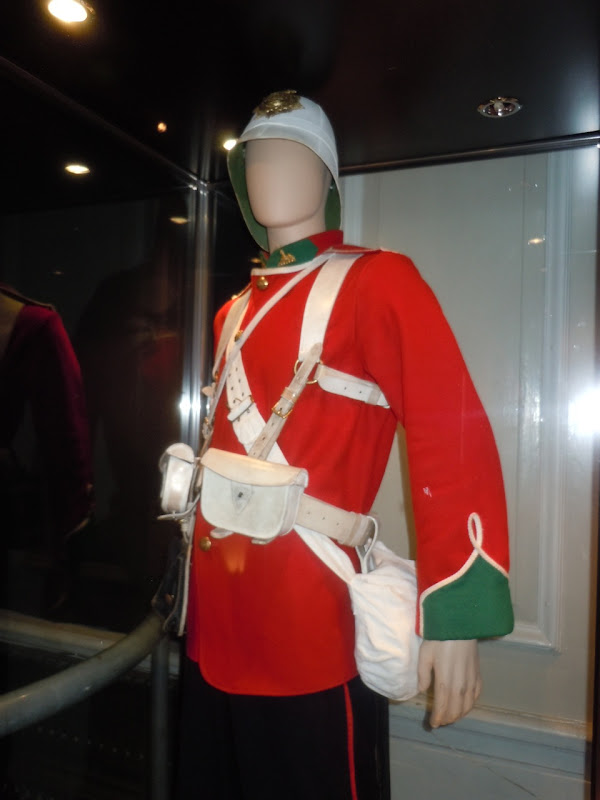 Zulu movie South Wales Borderers uniform