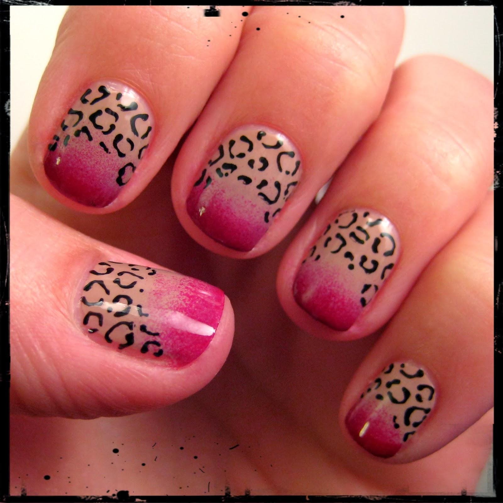 Dahlia Nails: January 2014