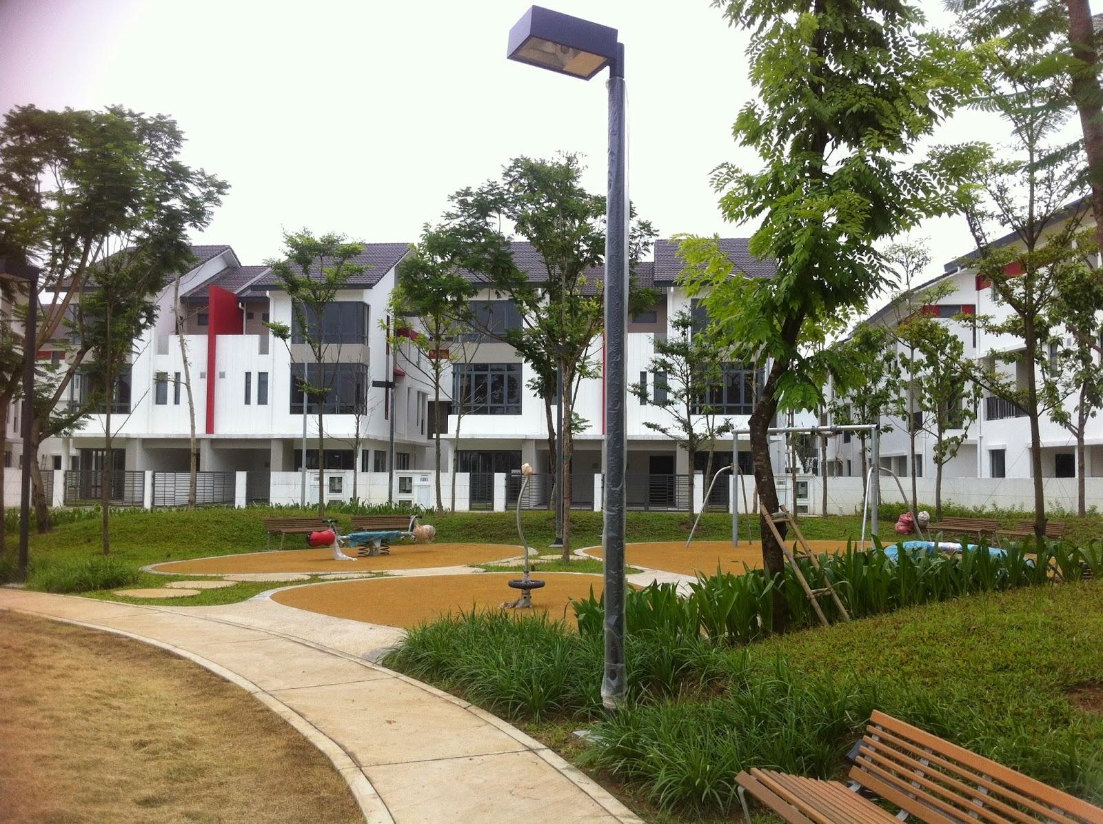 Biệt thự Gamuda Gardens