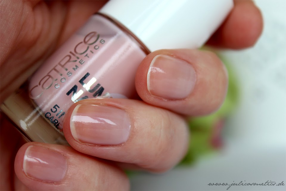 Catrice Luminous Nail 5in1 Care Polish