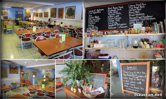 Hillside Corner Restaurant Bukit Antarabangsa